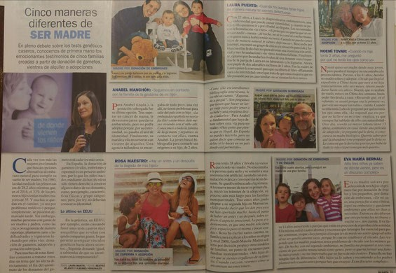 Revista pronto 5 maneras diferentes de ser madre for Revista pronto primicias ya